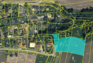 fotomapa s vyznačením pozemků_celek