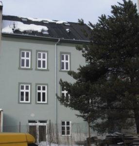 Pronájem bytu 2+kk v Táboře po rekonstrukci