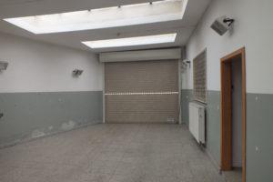 10_vnitřní prostor garáže_vjezd
