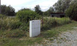 Pozemek s rozestavěným RD Nový Kramolín, okr. Domažlice