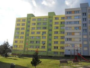 Prodej bytu 2+1,Tábor, ul. Petrohradská