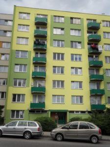 Prodej bytu 1+1,Tábor, ul. Petrohradská