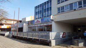 Velký výběr prostor pro obchody a administrativní činnost k nájmu, v Táboře, Sídliště nad Lužnic