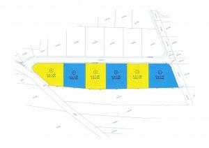 Prodej pozemků formou licitace pro výstavbu RD - Soběslav