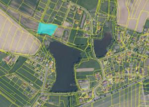 Prodej pozemků určených pro výstavbu RD, Hlinice u Tábora
