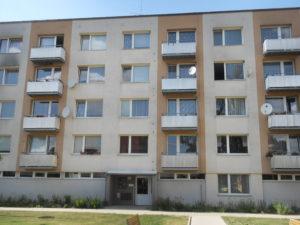 Prodej bytu 1+1 s balkónem v klidné části obce Planá nad Lužnicí, okr. Tábor