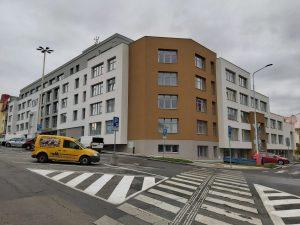 Pronájem kanceláře cca 10 m2, Centrum univerzita Tábor, ulice Vančurova 2904 v Táboře