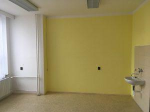 Pronájem kanceláře 20 m2, Centrum univerzita Tábor, ulice Vančurova 2904 v Táboře