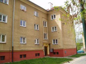 Prodej bytu 2+1  s lodžií situovanou směrem do parku Sezimovo Ústí II, ul. Táboritů