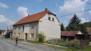 Prodej rodinného domu se zahradou, Obec Nekvasovy, okres Plzeň