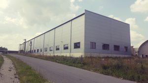 Prodej části výrobního areálu, Nepomuk - Dvorec, okr. Plzeň