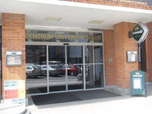 Pronájem kanceláře 10 m2, Centrum univerzita Tábor, ulice Vančurova 2904 v Táboře