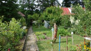 Prodej zahrady s chatou, Tábor, za Klokotským klášterem