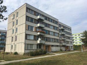 Byt 2+1 s balkónem, Veselí nad Lužnicí, (ulice K Zastávce)