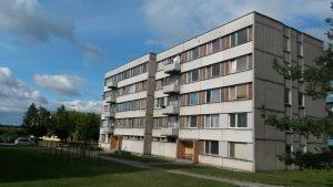 Byt 3+1 s balkonem, Veselí nad Lužnicí, (ulice K Zastávce)