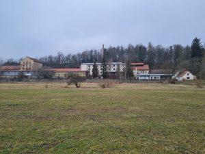 Prodej mlýna spolu s výrobními a skladovými prostory, Dobřany, okr. Plzeň
