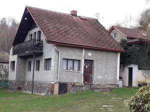 Dražba spoluvlastnického podílu 23/24 na rekreační chatě, k.ú. Tašovice, obec Karlovy Vary