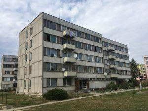 Byt 3+1  s balkónem, Veselí/Lužnicí, (ulice K Zastávce)