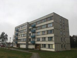 Byt 3+1 s balkónem Veselí/Lužnicí, (ulice K Zastávce)