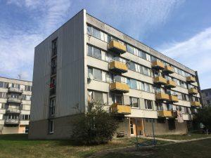 Byt 2+1 s balkónem, Veselí/Lužnicí, (ulice Pod Markem)